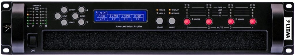 LIGWA 20K-DSP AMPLIFIER