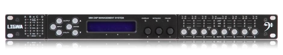 LIGWA M84 DSP MANAGEMENT SYSTEM