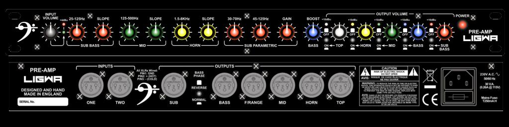 LIGWA PRE-AMP